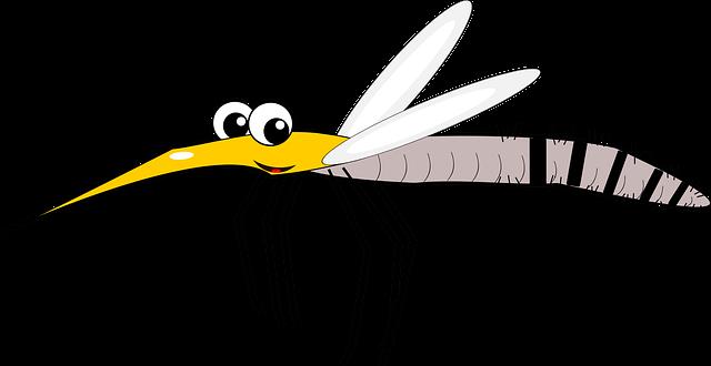 Mücken sind Nasentiere
